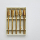 3x6 sets 1/8 shank 10pcs burr removal tools