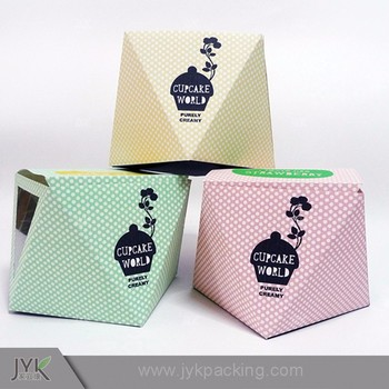 Wholesale New Design Popular Custom Paper Packing Burger Box