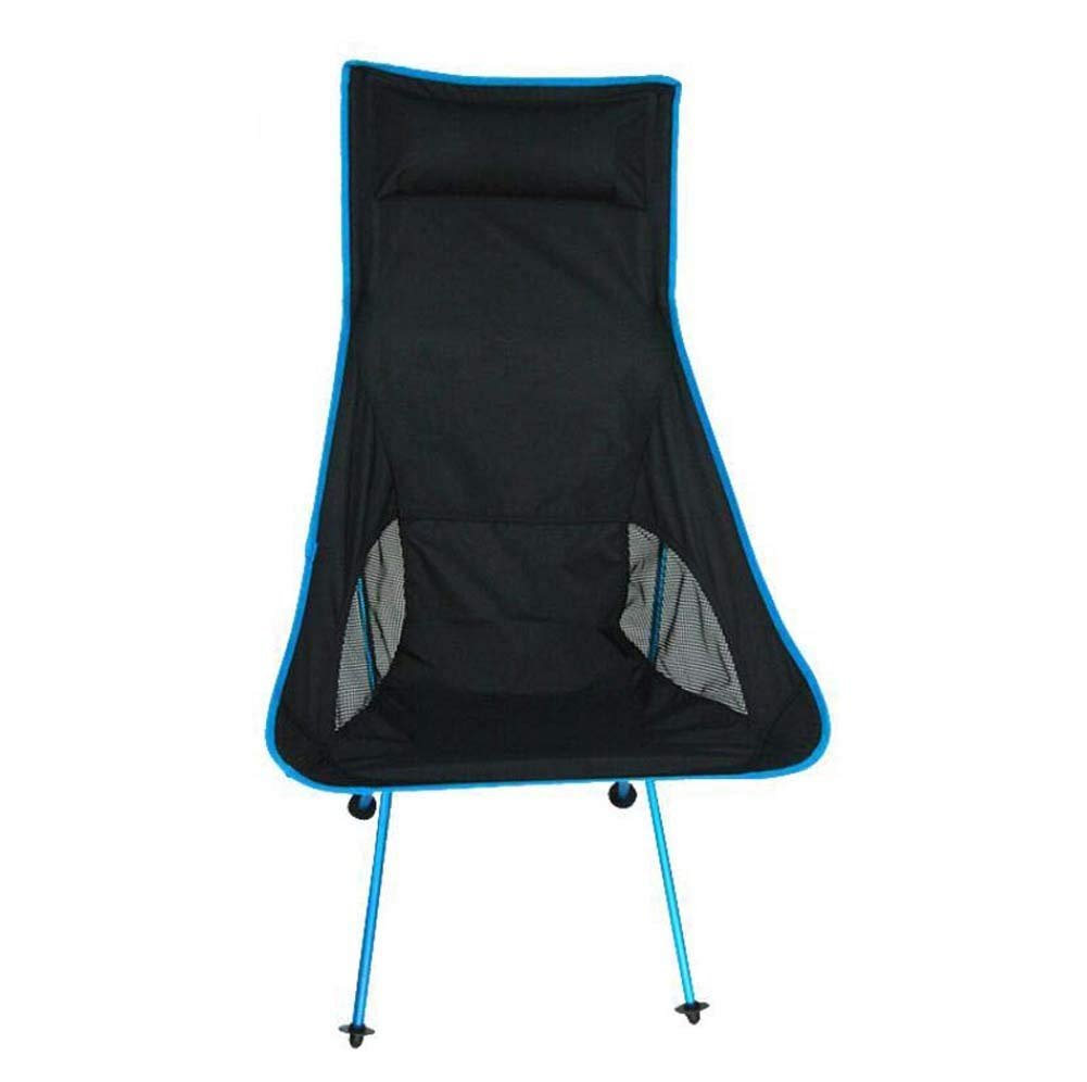 Onfly Outdoor Folding Camping Chair Ultra Light Portable Fishing Beach Chair Aviation Aluminum Backrest Chair With Carry Bag Compact Ultralight Folding Backpacking Chairs