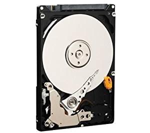 Western Digital WD7500BPKT WD Black - Hard drive - 750 GB - internal - 2.5 inch - SATA-300 - 7200 rpm - buffer: 16 MB