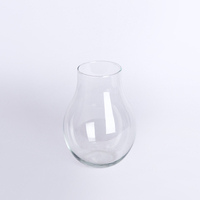 transparent glass vases tall clear for glass home decor