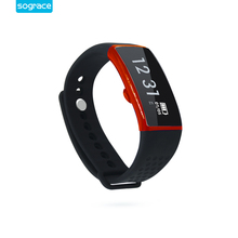Accelerometer Bluetooth Wrist Band Step Counter Waterproof Calorie Wristband