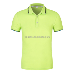 2017 Cotton Golf Work Wear Polo Short Sleeve OEM T shirt