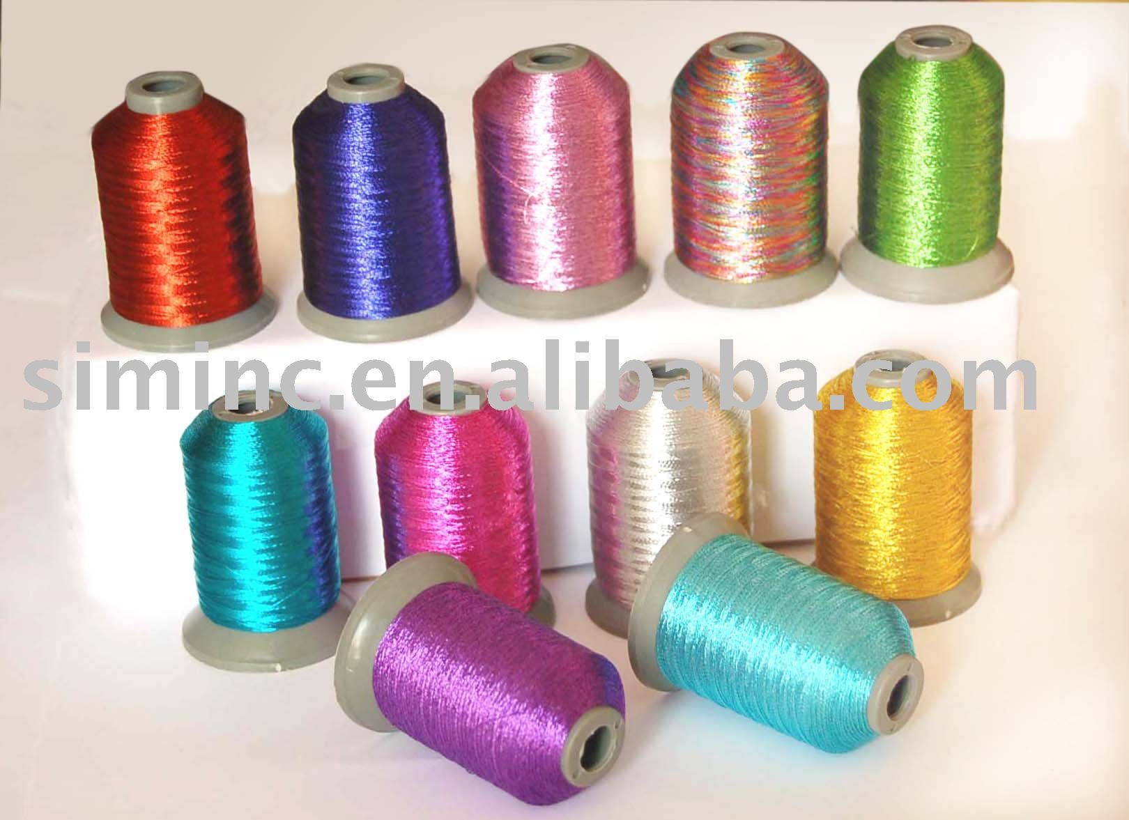 embroidery thread, metallic thread, thread