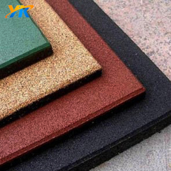 Kids Playground Rubber Flooring Mat