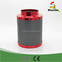 Charcoal Activated hydroponic Air filter indoor growing