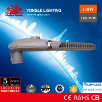 High Efficiency Lumileds Chip LED Street Light Pictures With 5Years Warranty