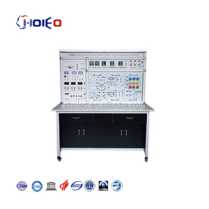 Electrotechnics Theory, Electric Traction, Digital & Analog Circuit Trainer, Training Equipment for School Laboratory Kit