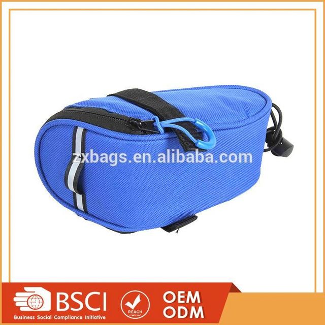 100% waterproof bicycle saddle bag for bike boxes