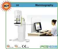 DR Elegant and Smart mammography equipment with CE