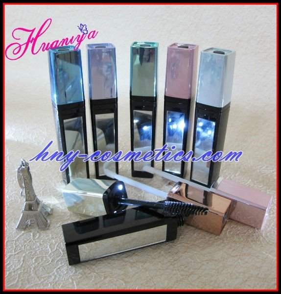 LED mascara tube