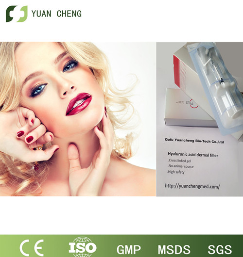 yuancheng High safety hyaluronic acid humic ,derma fillers,hyaluronic acid PRICE/new products 2016/body filler