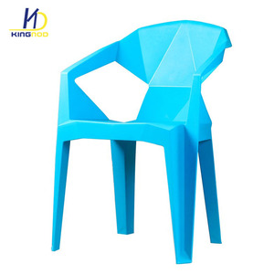 Good Price Strong Polypropylene Stackable Plastic Beer Chair