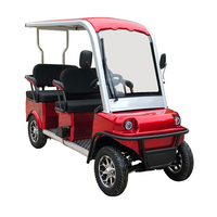 taxi electric 1200w adult four wheel car for sale