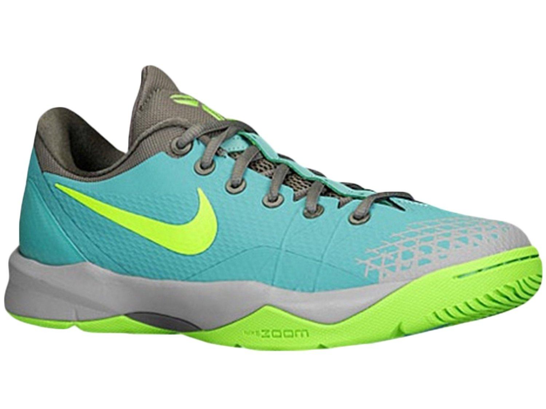 new concept aa984 3be3d Nike Zoom Kobe Venomenon 4 Basketball Shoes Jade 635578-300 (11)