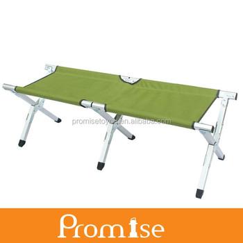 Yongkang Outdoor Furniture Aldi Lightweight Folding Camping Double Seat  Chair Portable Aluminum Folding Camping Bed