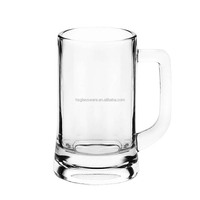 Hot Selling Party Suppliers Cheap Clear Beer Glass Mug With Handle