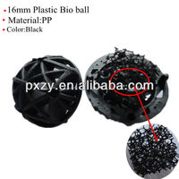 Bio Ball Filter Applied In Fish Pond,Plastic Bio Ball Filter ...