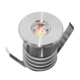 3W White Ceiling Dimmable IP67 Recessed Downlight Mini Bulls Eye Spot Stair Step Lamp LED Interior Boat Courtesy Light