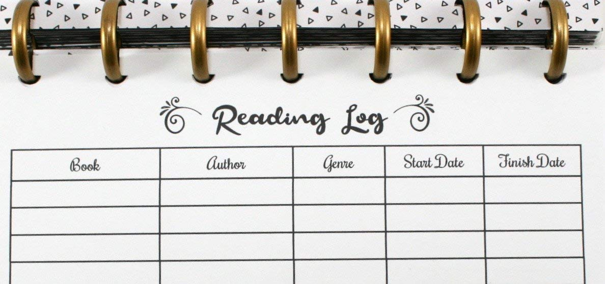 Create 365 Mini Happy Planner Reading Log Inserts