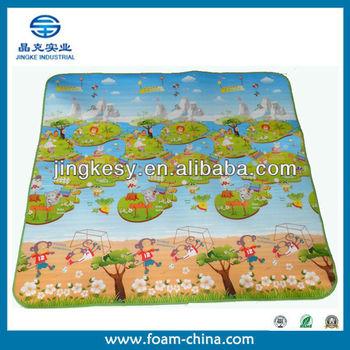 Eco Safety Soft Kids Sleep Mats Manufacturer In Shanghai