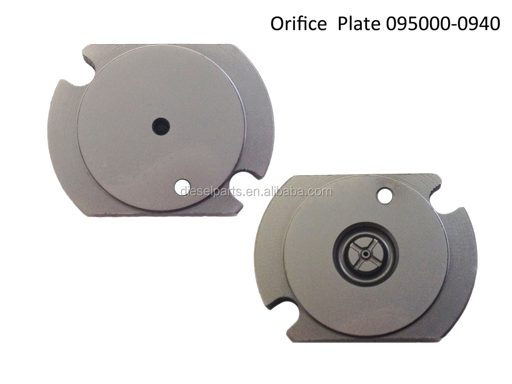 Orifice Plate 095000-0940 Injector Using Plate, 095000-0940 Injector Repair Plate 06F-020488 05-4382 08C-1051O8 08C-105108