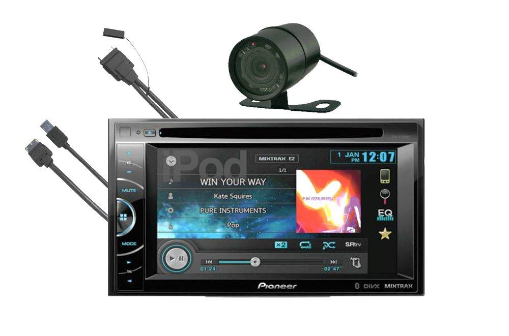 Pioneer AVH-X2500BT Car Multimedia Driver for Windows Mac