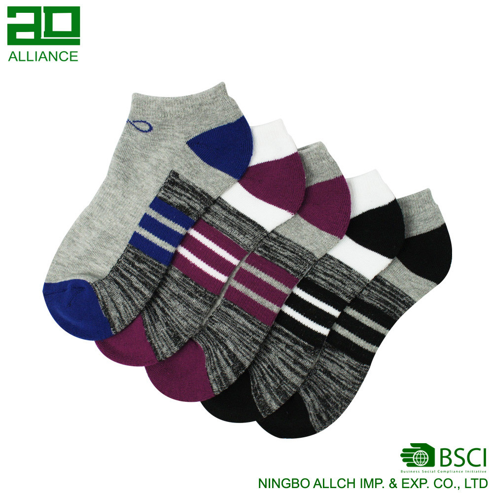 Zhuji Zhejiang No Ankle Socks Bulk Wholesale Terry Cotton Cycling Sports Custom Ankle Men Socks
