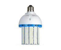 factory price 110 lm/w led corn light 120W E27 E39 E40