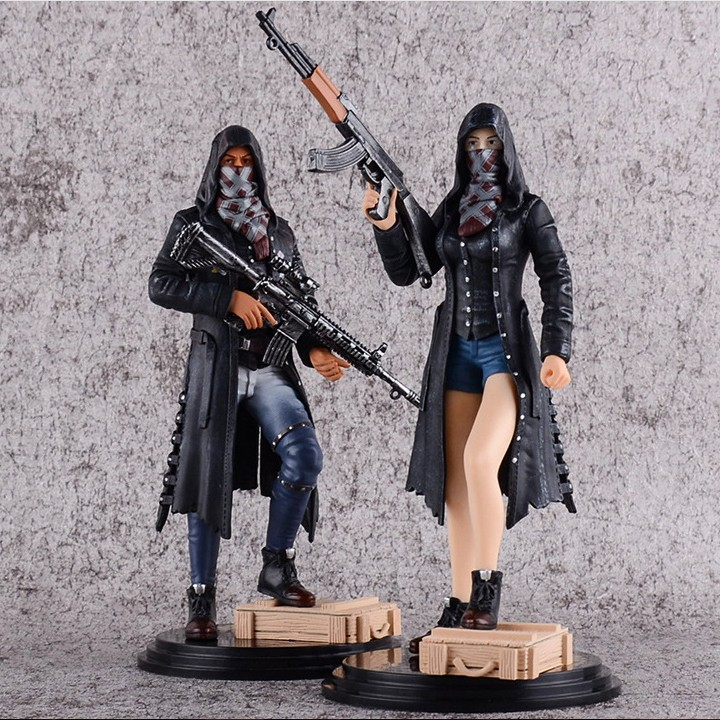 Wholesale OEM 3D Anime PVC Pembuatan Resin Custom Action Figure Kerajinan Supplier
