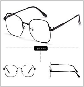1bca75248c Get Quotations · Cloudings(TM)High Quality Big Frame Eyeglasses With Clear  Lens