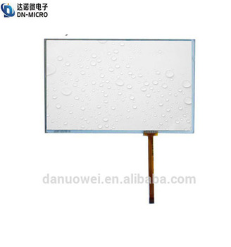 Wholesale 7 inch tft LCD project touch panel