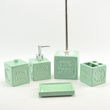 Green Bathroom Accessories Set, Green Bathroom Accessories Set Suppliers  And Manufacturers At Alibaba.com