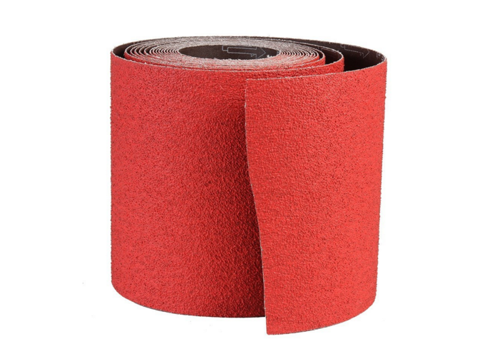 3 Inch X 50 Foot 80 Grit Premium Loop Ready-to-cut Cloth Sanding Roll For  Hook And Loop Drum Sanders - Buy Sand Paper Roll,Abrasive Paper