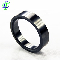High precision mechanical cemented carbide seal ring