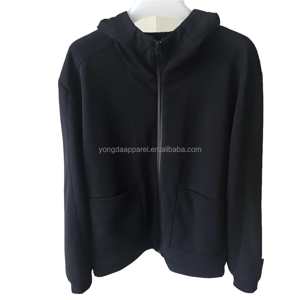 Hoodies & Sweatshirts Considerate Plus Size Mens Hoodies Tracksuit 2018 Autumn Winter Drawstring Pocket Hooded Sweatshirt Long Sleeve Zip Slim Coat Male Jacket