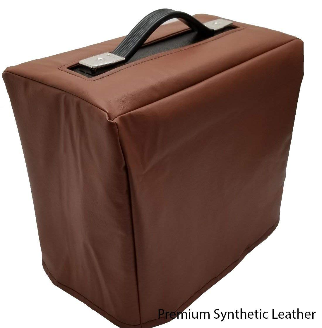 DCFY Guitar Amplifier Dust Covers for Bugera Guitar Combo AC60 | Premium Synthetic Leather - Padded