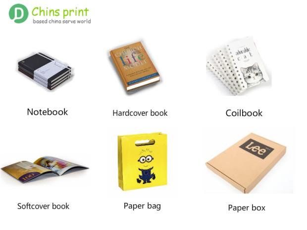 Colorear Revistas Impresión/perfect Bound Impresión De Libros De ...