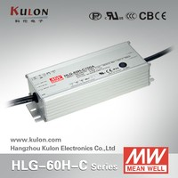 MEAN WELL HLG-60H-C700 single output PFC constant current 700mA 70w Led driver