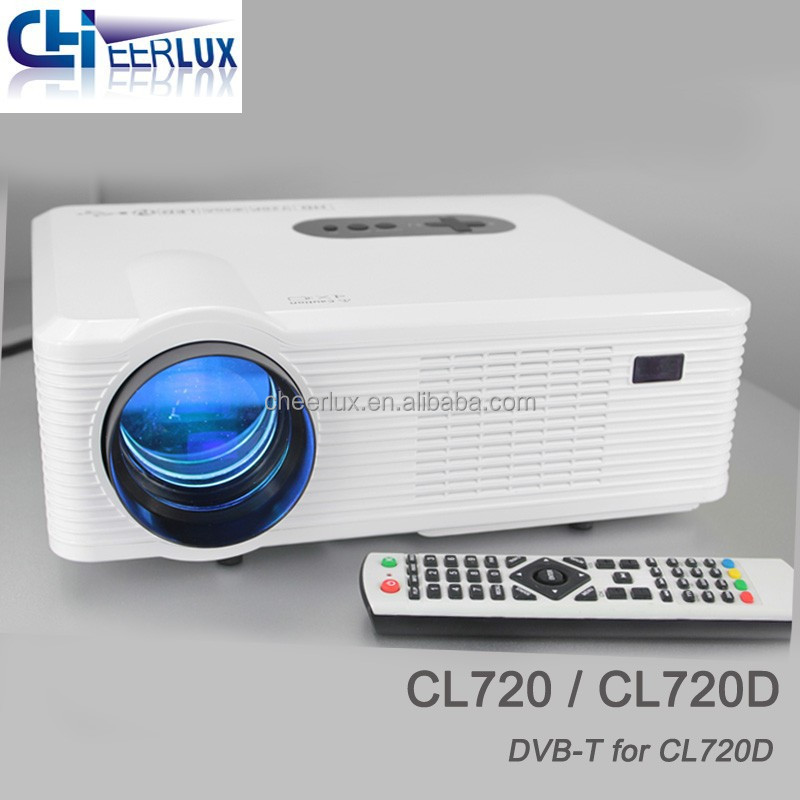wholesale price native 1280*800 3d projector with 2 hdmi 2 usb inputs TV AV VGA 3000 lumens led lamp last 50000 hours