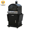 natural gas pizza oven approval CSA CE