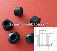 fairleads Silicone rubber custom colors 1/4 inch rubber grommets