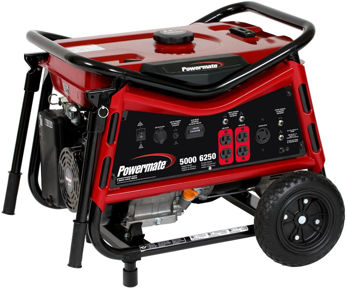 Cheap Coleman Powermate 6250 Generator, find Coleman