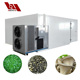 full sealed device paper sludge dryer/low price no-pollution hot air electric heat pump dryer