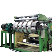 Slitting line machine in other packaging machinery