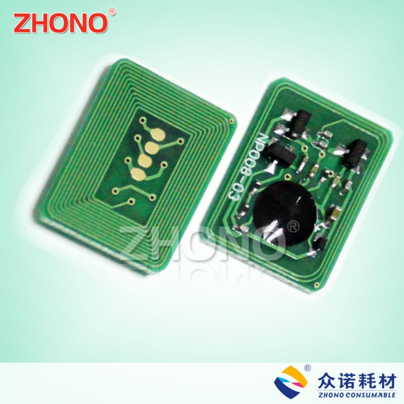 Compatible toner reset chip for OKI C5850/5950/650MFP machine