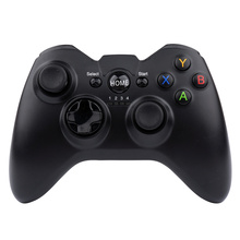 Wireless Joystick Gamepad untuk Android/Iphone/TV/<span class=keywords><strong>PC</strong></span>/<span class=keywords><strong>PS3</strong></span>