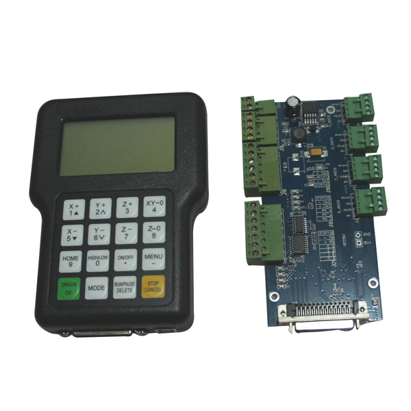 dsp control system for cnc router