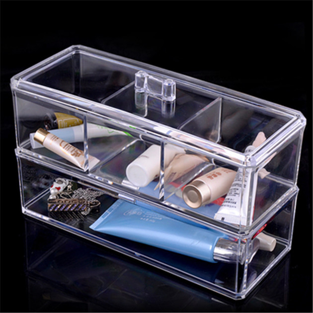 Quality Assurance Acrylic Containers For Makeup