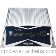 Industrial Fanless Computer/Core-i Performance 3rd Generation Intel Core i7/i5/i3 rPGA Fanless System with Expansion